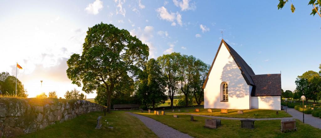 Härkeberga kyrka utanför Enköping
