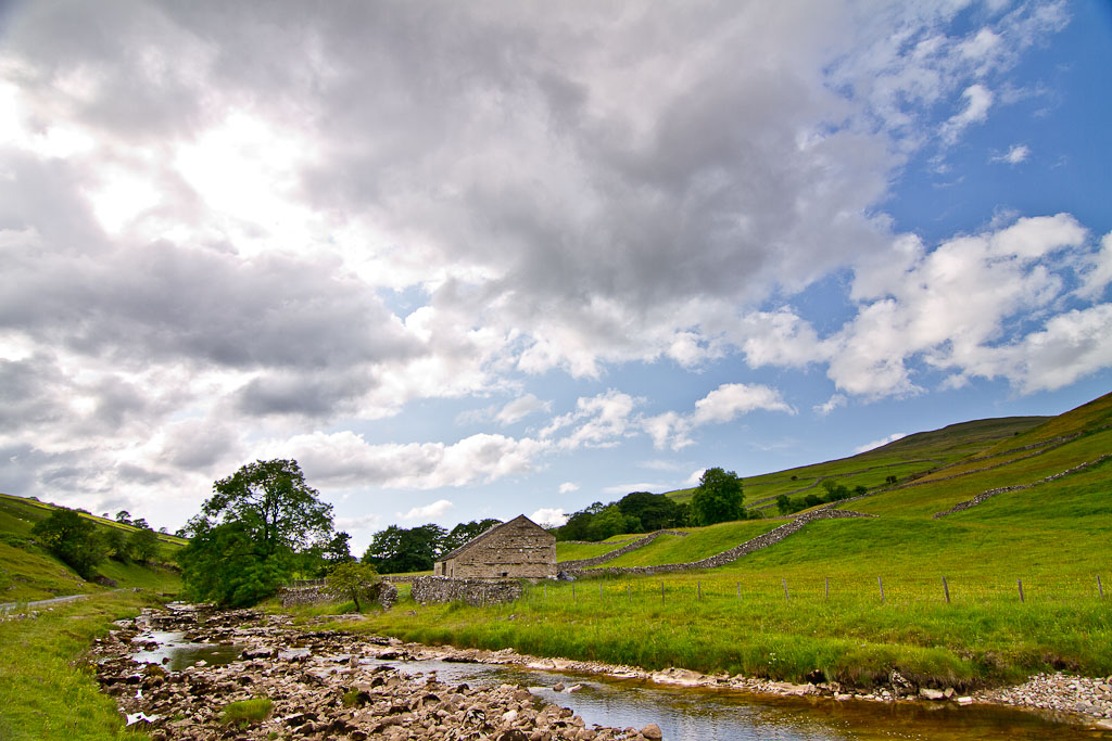 Langstrothdale, North Yorkshire