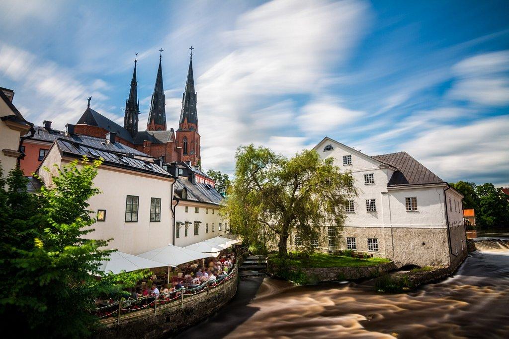 Uppsala domkyrka och Upplandsmuséet