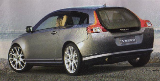 New Volvo C30 impression