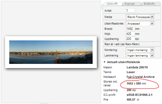 Screenshot of Crimson.se