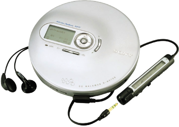 Sony CD Walkman D-NE700