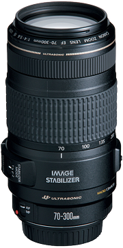 Canon EF 70-300mm 1:4-5.6 IS USM