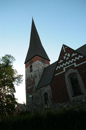 Vaksala Church (kyrka)