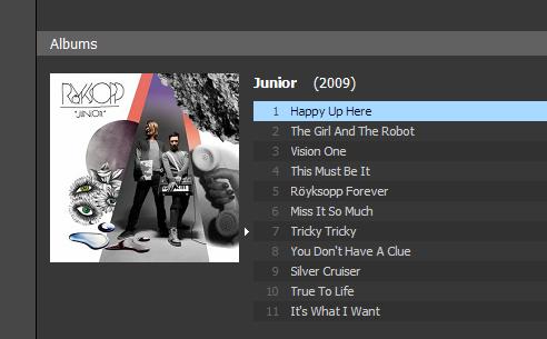 Röyksopp - Junior on Spotify